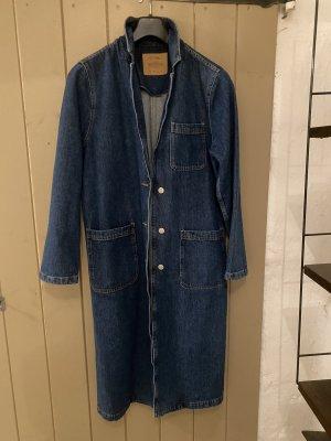 American Vintage Overgangsjas donkerblauw
