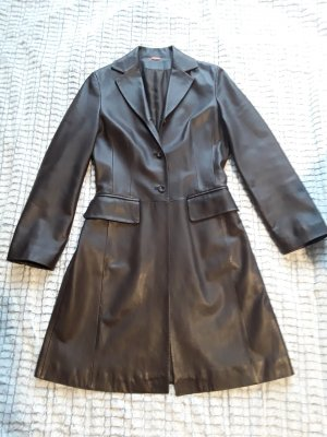 Clothcraft Leather Coat bronze-colored leather