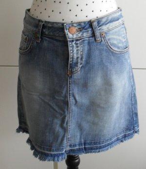 cooler LTB Jeans Minirock Gr. M Modell: 60080 ABBY