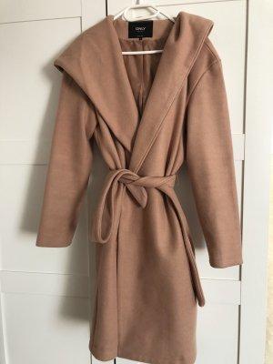 Cooler Mantel mit Kapuze !