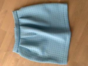 Amelia Rok met hoge taille lichtblauw