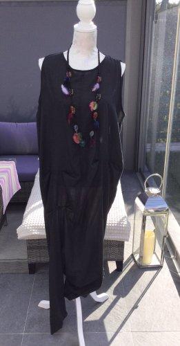 100% Fashion Tuta nero