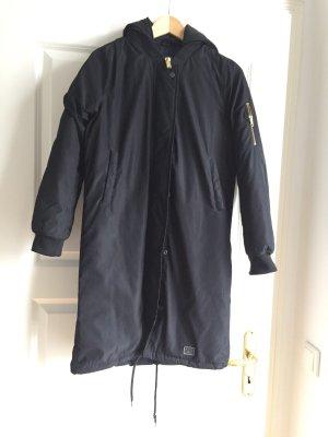 Cooler Parka lange Jacke schwarz XS Brixtol
