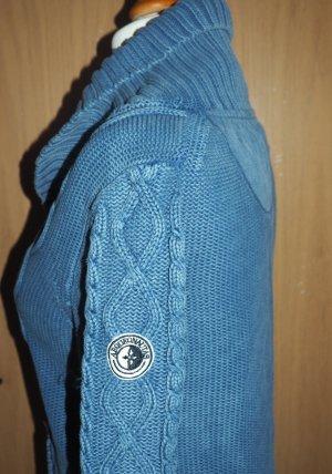 Cooler Pullover in Indigo/Jeansblau von Arqueonautas in der Größe 38