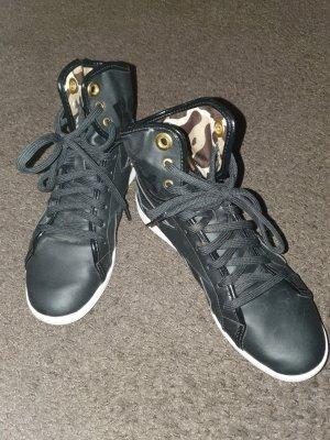 Reebok Sneakers met veters zwart