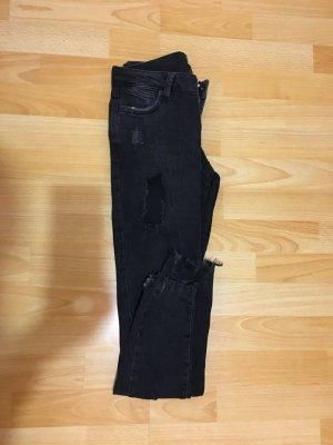 Denim Co. Jeans skinny nero