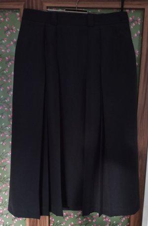 Scarabäus Plaid Skirt black