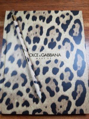Dolce & Gabbana Minibolso color oro-negro