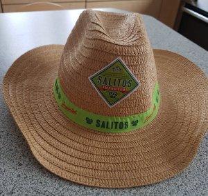 Sun Hat sand brown