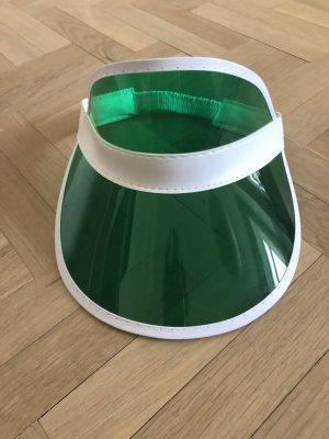Sun Hat white-green