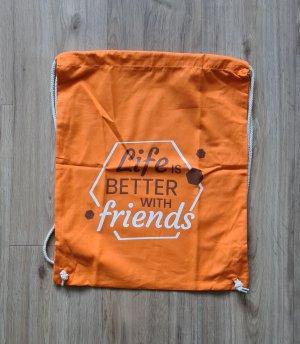 Canvas Bag orange