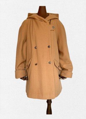 Cooler vintage Mantel mit Kapuze
