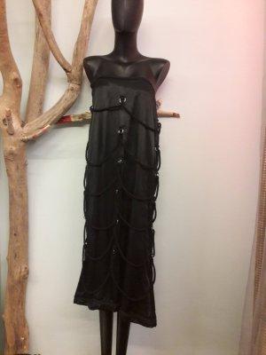 Corsagejurk zwart
