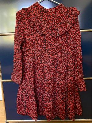 Cooles Animal Print-Kleid