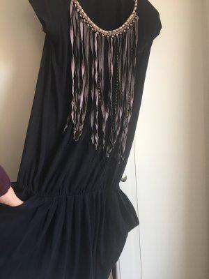 Cooles Ballon Kleid , das Kleid ist aus weiches Material ( Jersey elastisch an der Talle) so kann auf ver