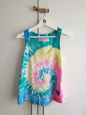 Cooles Batik-Sommershirt von Superdry