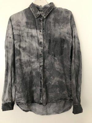 Only Denim Shirt dark grey