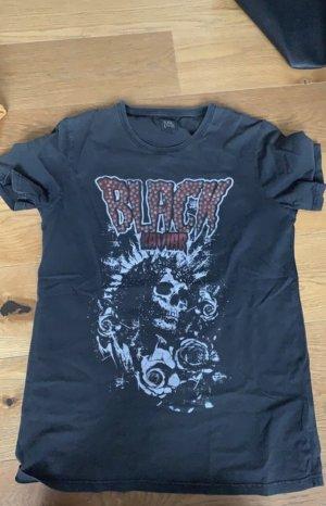 Black Kaviar T-shirt veelkleurig