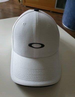Oakley Berretto da baseball bianco