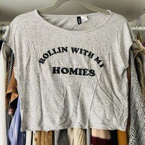Cooles Crop Shirt