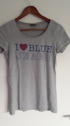 Cooles graues T-Shirt