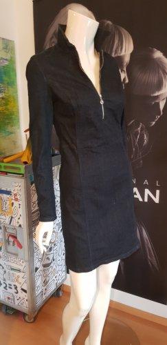 .Onorati Jeansowa sukienka ciemnoniebieski