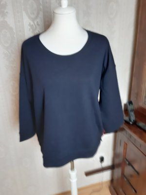 cooles Katestorm Sweatshirt dunkelblau - rot  Casual-Look