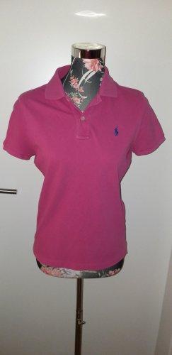 Ralph Lauren Polo shirt roze-magenta