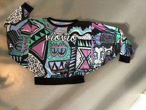 Cooles seltenes Shirt VioVio von Cro Sweatshirt Oberteil