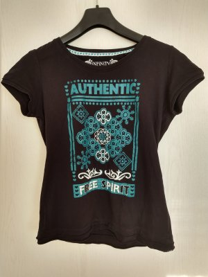 Cooles Shirt im Boho Look