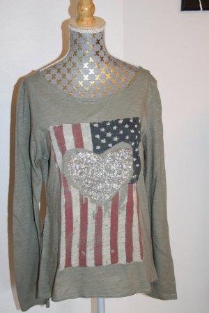 cooles Shirt / Longsleeve onesize