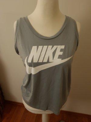 cooles shirt von nike gr.m grau