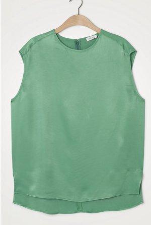 American Vintage Blusa verde Viscosa