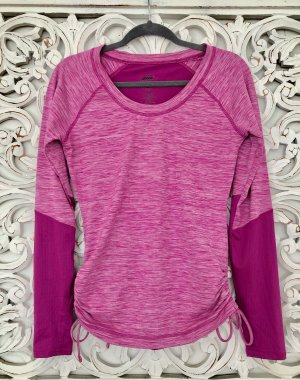 Sports Shirt magenta-purple polyester