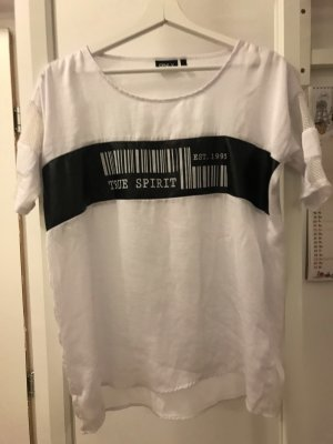 Cooles t shirt mit bar Code