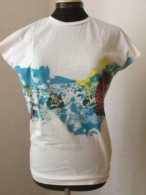 Cooles T-Shirt mit Front-Print M gsus