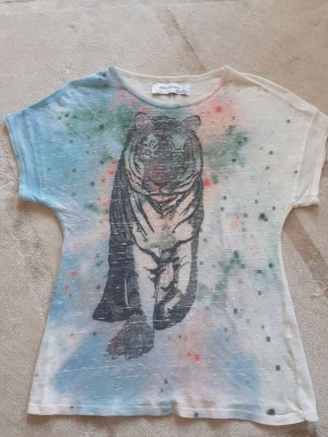 cooles Tiger T Shirt Zara