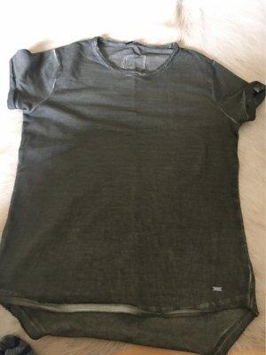Tigha Basic Shirt khaki