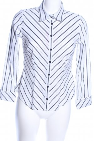 Coolwater Hemd-Bluse Streifenmuster Business-Look