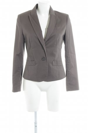 Coolwater Kurz-Blazer graubraun Business-Look