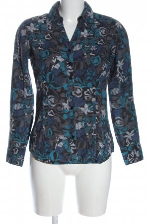 Coolwater Long Sleeve Shirt abstract pattern casual look