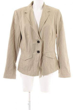 Coolwater Long-Blazer wollweiß Casual-Look