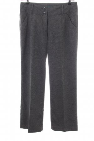 Coolwater Pantalon en jersey gris clair imprimé allover style d'affaires