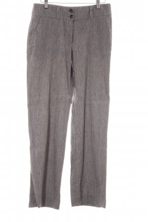 Coolwater Stoffhose wollweiß-taupe Casual-Look