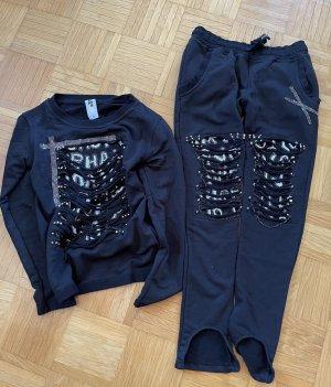 Cipo & Baxx Jegging noir coton