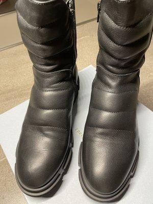 COPENHAGEN SENCE Low boot noir cuir