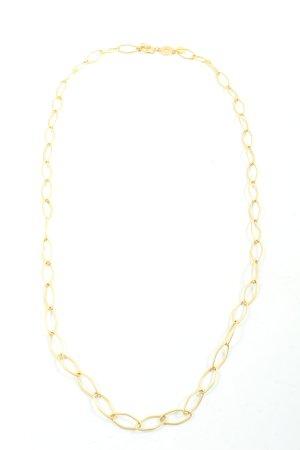 COPENHAGEN SENCE Collier Necklace gold-colored wet-look