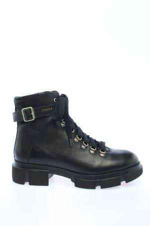 "Copenhagen Studios Ankle Boots ""Boot Vitello"" schwarz"