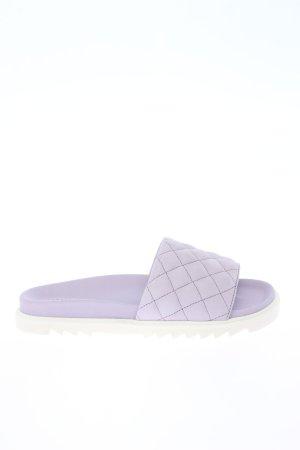 "Copenhagen Studios Pool Slider ""Sandals Nabuc"" lilac"