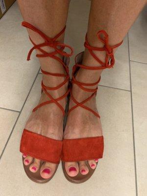 Copo de Nieve sandalen rot Größe 40